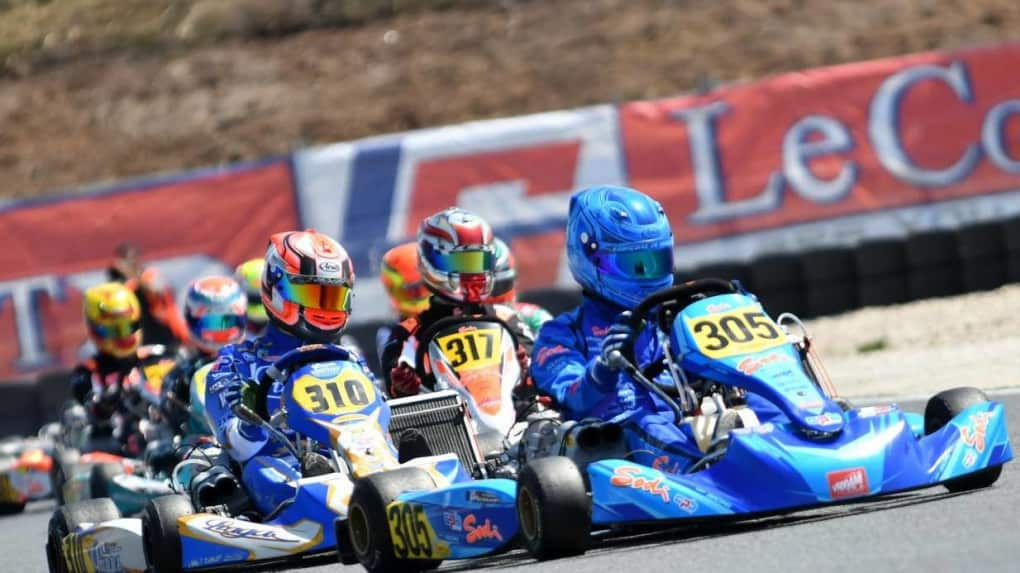 Karting de Salbris